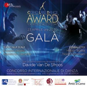 Concorso internazionale di danza: Galà Como Lake Dance Award